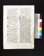 Missale Herbipolense: fragment