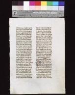 Missale: fragment