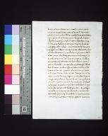 Super primo libro sententiarum: fragment