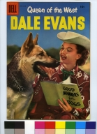 Queen of the West Dale Evans