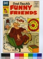 Sad Sack's Funny Friends