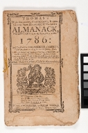 Thomas's Massachusetts, Connecticut, Rhode Island, New-Hampshire and Vermont Almanack