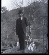 Unidentified man (Wild Bill)