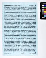 Letraset Instant Lettering: David Hebrew Bold 5.0mm