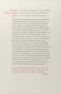 Wilhelm Meisters Lehrbrief, Die kunst ist lang das leben kurz das urteil schwierig die gelegenheit flüchtig