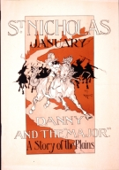 Danny and the major : a story of the plains : St. Nicholas January