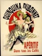 Quinquina Dubonnet : apéritif dans tous les cafés