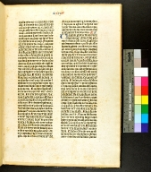 Biblia Latina. Leaf 412