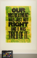 "Fourteen Quotes from Rosa Louise Parks, Civil Rights Activist: ""Our mistreatment was just not right, and I was tired of it."""