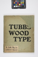 Tubbs Wood Type
