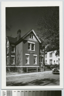 Sigma Pi fraternity house, Third Ward, Rochester, New York