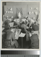 Academics, art and design, Rochester Athenaeum and Mechanics Institute drawing class