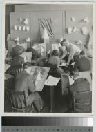 Academics, art and design, Rochester Athenaeum and Mechanics Institute drawing class