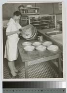 Student baking, Rochester Athenaeum and Mechanics Institute [1929]