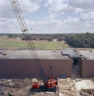 Henrietta Campus construction