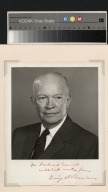 Dwight Eisenhower photograph