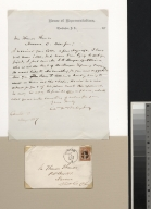 William McKinley letter to Thomas Thomas