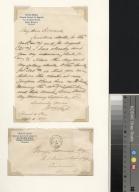 Taft letter to George Leonard