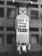 Student Orientation, Fraternity Sign