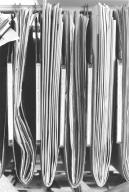 Racks of Washington Post Newspaper at Wallace Library