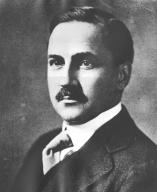 President James F. Barker
