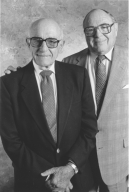 Burton S. and Charles August