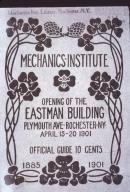 Eastman Building Opening