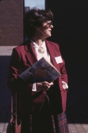 RIT Parent During 1981 Alumni Dedication