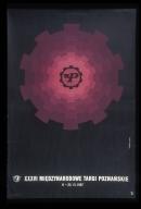 XXXVI Miedzynarodowe Targi Poznanskie, 11-25VI1967