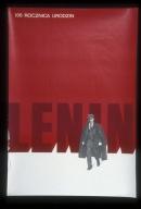 Lenin, 105 rocznica urodgin