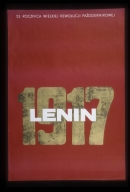 1917, Lenin: 53 rocznica Wielkiej Rewolucji Pazdziernikowej