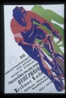 28 miedzynarodowy Kolarski wysig pokoju: Neues Deutschland, Rudi Právo, Trybuna Ludu, Berlin, Praha, Poland - Warsaw, maj 1975