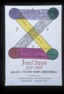 Jósef Strús 1510-1568: lekarz i vczony doby odrodzenia wystawa w Muzeum Miasta Poznania (Ratusz), pazdziernik-grudzien1968