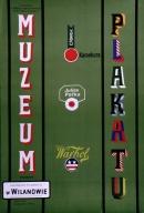 Yusaku Kamekura, Julian Palka, Andy Warhol, laureaci II Miedzynarodowego Biennale Plakatu: wystawa, Muzeum Plakatu w Wilanowie, czerwiec-wrzesien1970