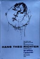 Hans Theo Richter, Drezno: grafika, rysunki : Muzeum Narodowe w Warszawie, listopad-grudzien1965