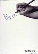 Paix: 1945'75