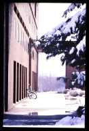 Snowy passage
