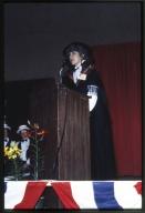 Unknown speaker