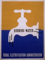 Running water : Rural Electrification Administration