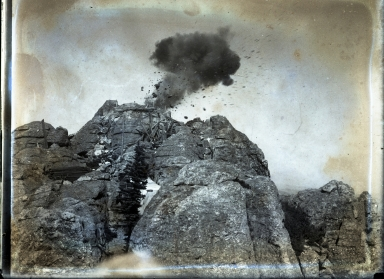 Black Hills National Forest Explosion