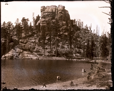 Black Hills National Forest Sylvan Lake