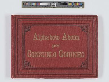 Alphabeto Aboim / composto, desenhado e gravado pela calligrapha Consuelo Godinho