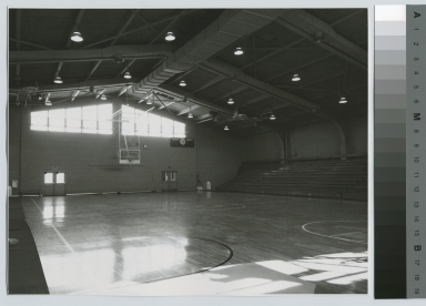 Interior view, Ritter-Clark Memorial Building and Ice Arena, Rochester Institute of Technology