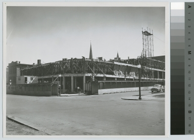 Construction, Clark Building, Rochester Institute of Technnology
