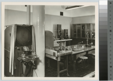 Laboratory Equipment, Mechanical Department, George H. Clark Building, Rochester Institute of Technology