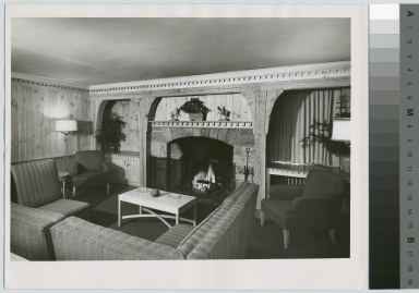 First floor lounge, Kate Gleason Hall, Rochester Institute of Technology