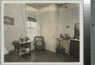 Girls Dormitory Room, Jenkinson Apartments, Rochester Athenaeum and Mechanics Institute