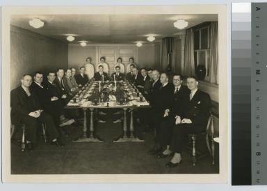 Alumni Association Banquet, Rochester Athenaeum and Mechanics Institute