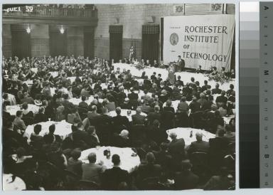 Alumni Association Banquet, Rochester Institute of Technology