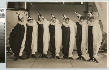 Art Students League in Costume, Rochester Athenaeum and Mechanics Institute